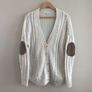 Urban Outfitters Sweater with Elbow Patches Size S